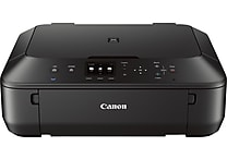 Canon PIXMA MG5520 Inkjet Color All-in-One Photo Printer, Black
