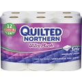 Quilted Northern Ultra Plush Toilet Paper, 12 Rolls/Case