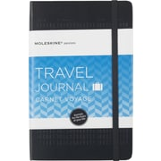 Moleskine Passion Journal - Travel, Large, Hard Cover, 5 x 8-1/4