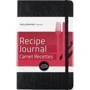 "Moleskine Passion Journal - Recipe, Large, Hard Cover, 5"" x 8-1/4"""