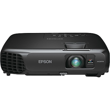 Epson EX5220 Wireless XGA 3LCD Projector, Black