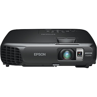 Epson WXGA Wireless Widescreen 3000 Lumens Projector (EX7220)