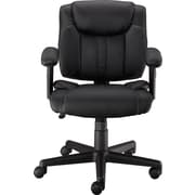 Staples® Telford II™ Luxura® Managers Chair, Assorted Colors