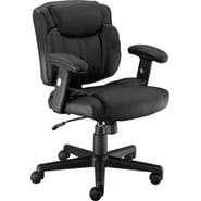 Staples® Telford II™ Luxura® Managers Chair, Black