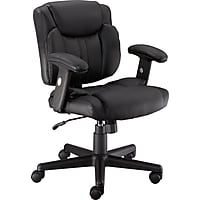 Staples Telford II Luxura Managers Chair (Black)