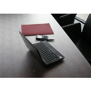 Desktex® Anti-Slip Polycarbonate Desk Mat, Clear, 29 X 59
