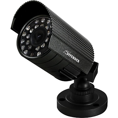 Defender Hi-Res 480 TVL 75ft Night Vision Outdoor Security Camera