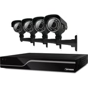 Defender® Sentinel 4CH 500GB DVR w/ 4 x Hi-Res 600TVL 100ft Night Vision