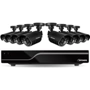 Defender® Sentinel 8CH 500GB DVR w/ 8 x 480TVL 75ft Night Vision