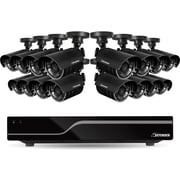 Defender® Sentinel 16CH 500GB DVR w/ 16 x 480TVL 75ft Night Vision