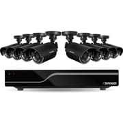Defender® Sentinel 16CH 500GB DVR w/ 8 x 480TVL 75ft Night Vision