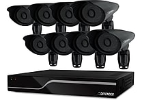 Defender® PRO Sentinel 16CH 1TB DVR w/ 8 x Hi-Res 600TVL 110ft Night Vision