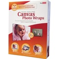 YouFrame Do-It-Yourself Photo Canvas Wraps, 2/Pack