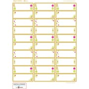 Martha Stewart Home Office™ with Avery™ Easy Peel® White Address Labels 19026, 1 x 2-5/8, Pack of 90