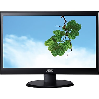 AOC e2050Swd 20in. LED Monitor
