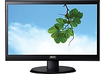 AOC 20-Inch LED Monitor (e2050Swd)
