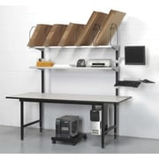 Calstone Manifest Workstation, Black/Silver