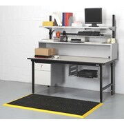 Calstone Shipping/Recieving Station, Black/Silver