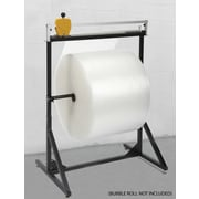 Calstone Roll Stand with Cutter, Black