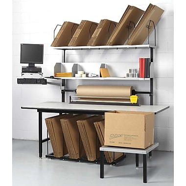 Calstone Packing Station with Computer Mounts, 73