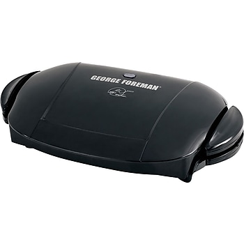 George Foreman Removable Plate Grill