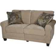 Serta Copenhagen Collection Love Seat, Vanity Fabric