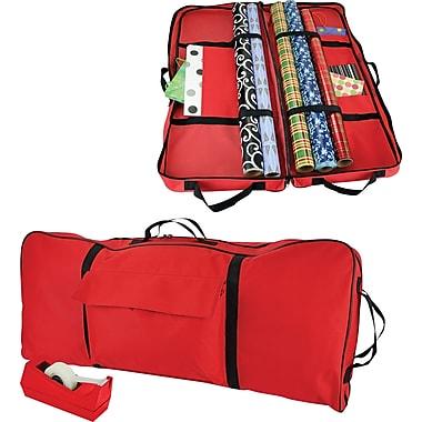 Gift Wrap Storage Set