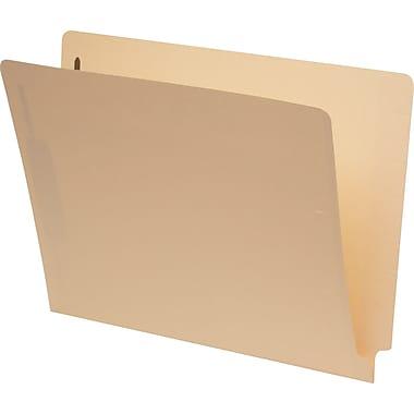 Pendaflex® End Tab Fastener Folder, Letter, Manila, 50/Pack