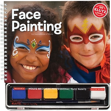 Klutz® Face Painting