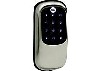 Yale Keyfree Touchscreen, Nickel