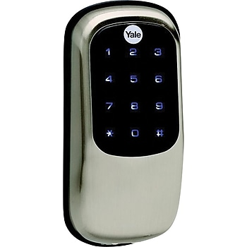 Z-wave Touch Screen Deadbolt
