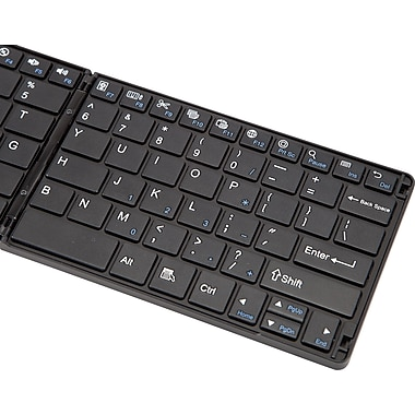 Targus Universal Foldable Keyboard for Android, Black