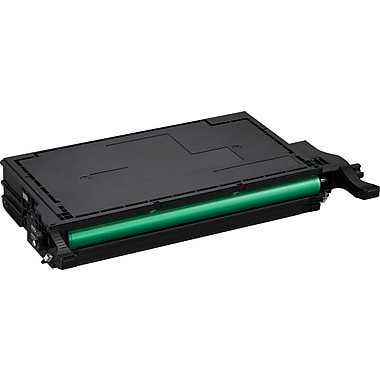Samsung CLT-K508L Black Toner Cartridge, High Yield (CLT-K508L/SEE)