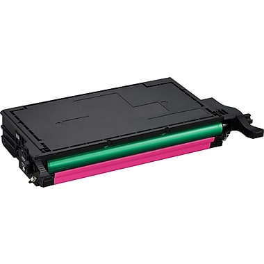 Samsung CLT-M508L Magenta Toner Cartridge, High Yield (CLT-M508L/SEE)