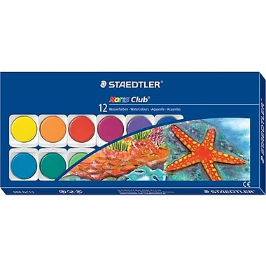 Staedtler® Noris Club Watercolor Paint Set