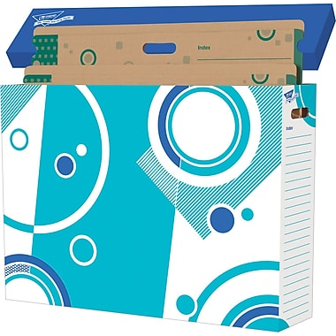 TREND Chart Storage Box File 'n Save System®