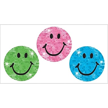 TREND Silly Smiles superSpots® Stickers - Sparkle