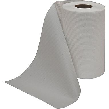 Essuie-tout en rouleau blanc classique, 12/paquet