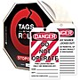 Accuform Signs® Tags By-The-Roll™ 6 1/4 x 3