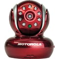 Motorola Blink 1 Wi-Fi Baby Video Monitor, Red