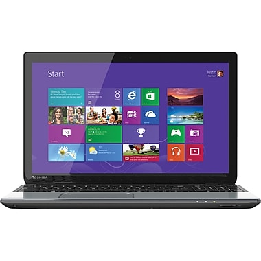 Toshiba 15in. Touch Screen Laptop