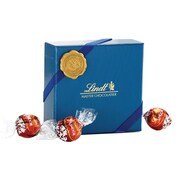 Lindt® Emblem Lindor Truffle Gift Box, Blue