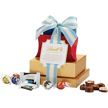 Lindt Chocolate Innovations Gift Tower, Medium
