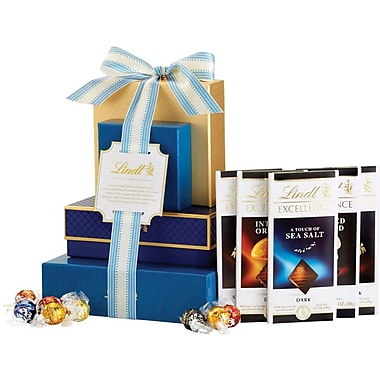 Lindt® Chocolate Innovations Gift Tower, Large