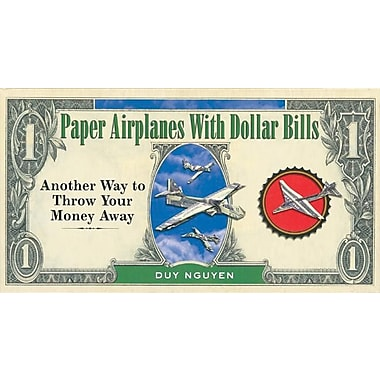 Paper Airplanes w/Dollar Bills