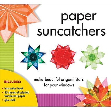 Paper Suncatchers