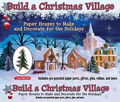 Build a Christmas Village 64304
