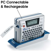 Brother® P-touch® PT-18R PC Ready, Rechargable Label Maker