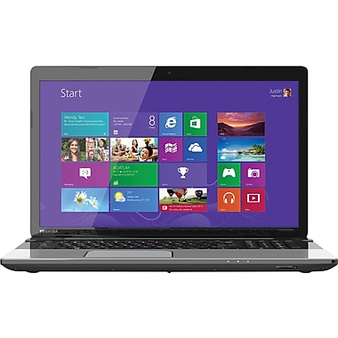 Toshiba L75-A7380 17in. Laptop