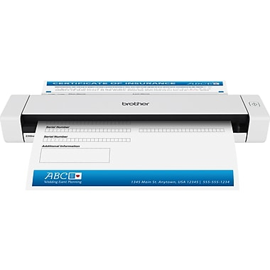 Brother ds 620 color mobile scanner staples for Brother ds 620 mobile color page scanner review